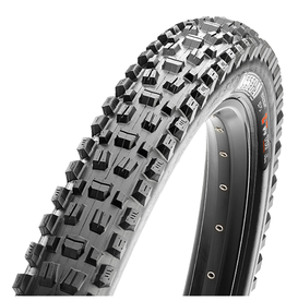 "Maxxis Assegai 29"" - 29""x2.50, Folding, Tubeless Ready, 3C Maxx Terra, EXO+, Wide Trail, 120TPI, Black"
