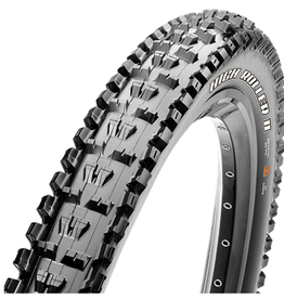 "Maxxis High Roller II 27.5"" - 27.5""x2.40, Folding, Tubeless Ready, 3C Maxx Terra, EXO, Wide Trail, 60TPI, Black"
