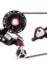 Box Components GROUP KIT BOX TWO 7S SHORT CAGE WIDE/MULTI RD/TRIGGER SHIFTER/CHAIN 126L 11S/CASS SR 11-24 FOR 11S CAHIN