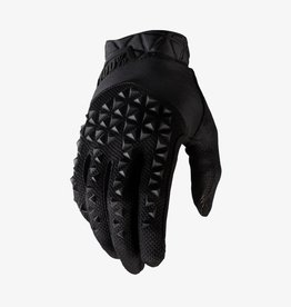 100% BLACK GEOMATIC GLOVES