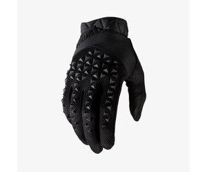 Black Geomatic Gloves