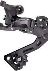 microSHIFT microSHIFT Acolyte Rear Derailleur - 8 Speed, Medium Cage, With SpringLock Chain Retention