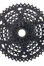 microSHIFT microSHIFT ADVENT Cassette - 9 Speed, 11-46T, ED Black, Hardened Steel Cogs