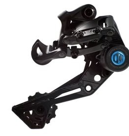 Box Components Box Three Prime9 Rear Derailleur, 9 Speed, X-Wide Cage (For 11-50T Cassette), Black