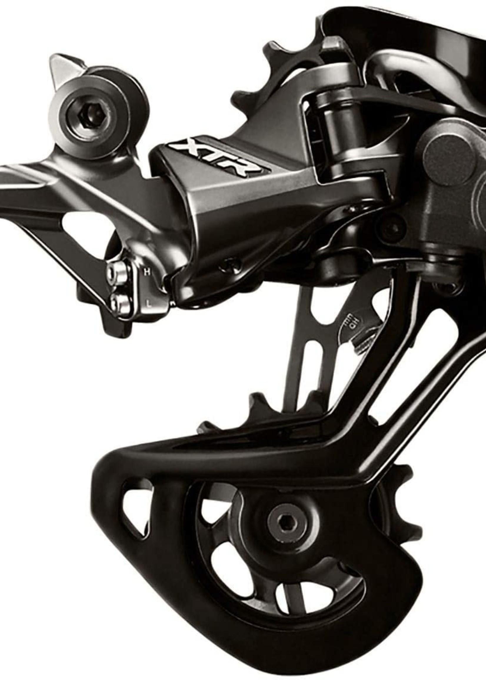 REAR DERAILLEUR, XTR GS CAGE RD-M9000, 11SP, FOR 1X11/2X11