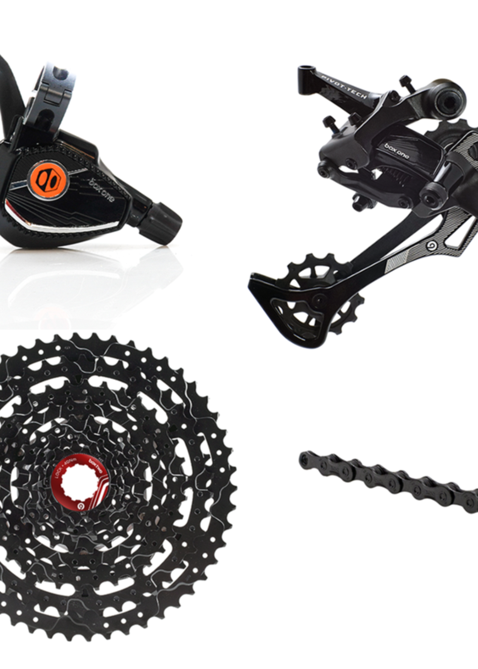 Box Components Box One/Two P9 X-Wide Multi Shift Groupset