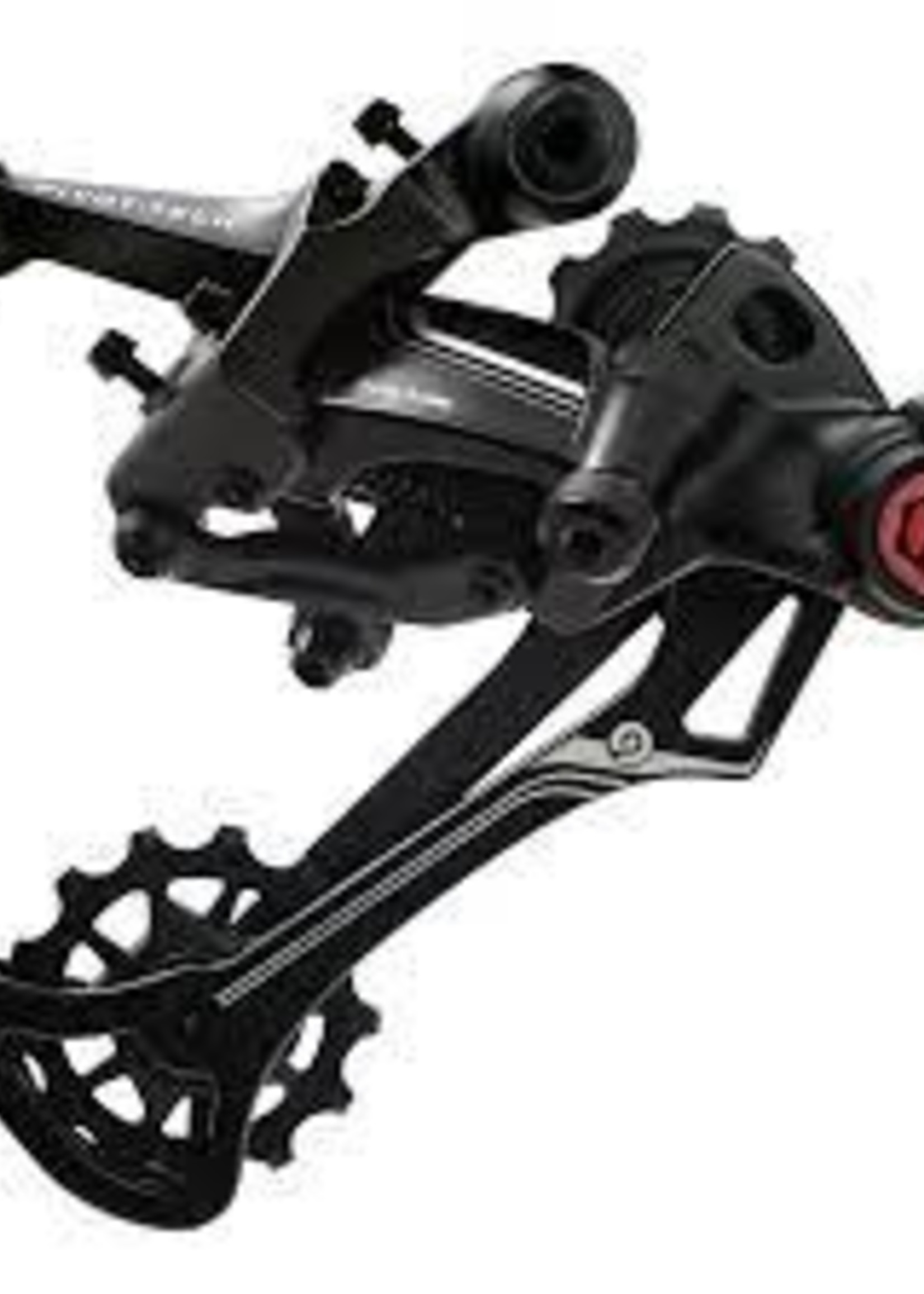 Box Components Box Two Prime9 Rear Derailleur, 9 Speed, X-Wide Cage (For 11-50T Cassette), Black