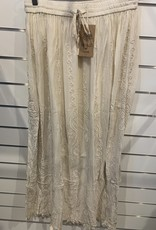 Naudic Naudic NAUG-1634 Antique Lace Skirt