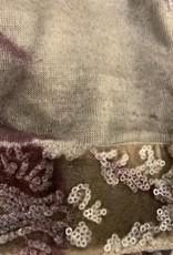 Wednesday Lulu Wednesday Lulu Blended Viscose Silk Top