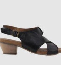 Bueno Black Rain shoe