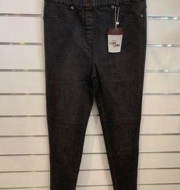 Cafe Latte Cafe Latte Black Long Pullup Pants