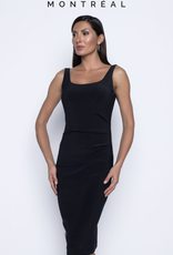 Frank Lyman Frank Lyman Fitted, side-ruched dress
