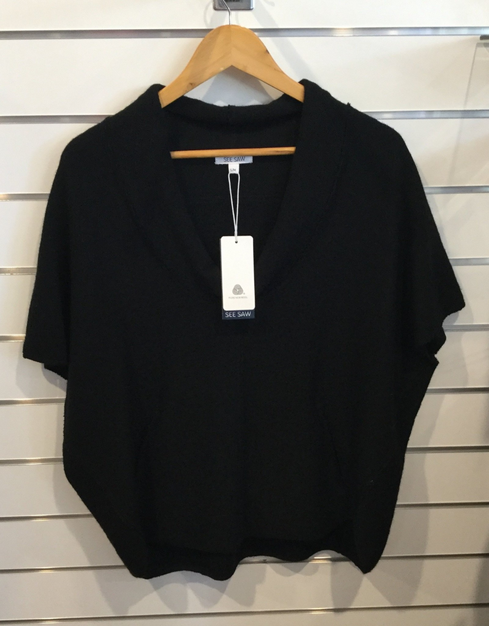See Saw - Wool Vest
