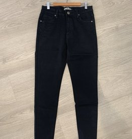 Stretch Denim Jeans - Black