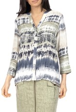 Ping Pong Ping Pong - Tie Dyed Blouse