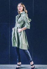Trish G - Trench Jacket