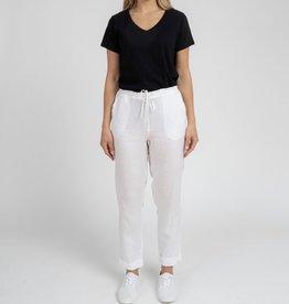 Jump 7/8 Classic Linen Pants