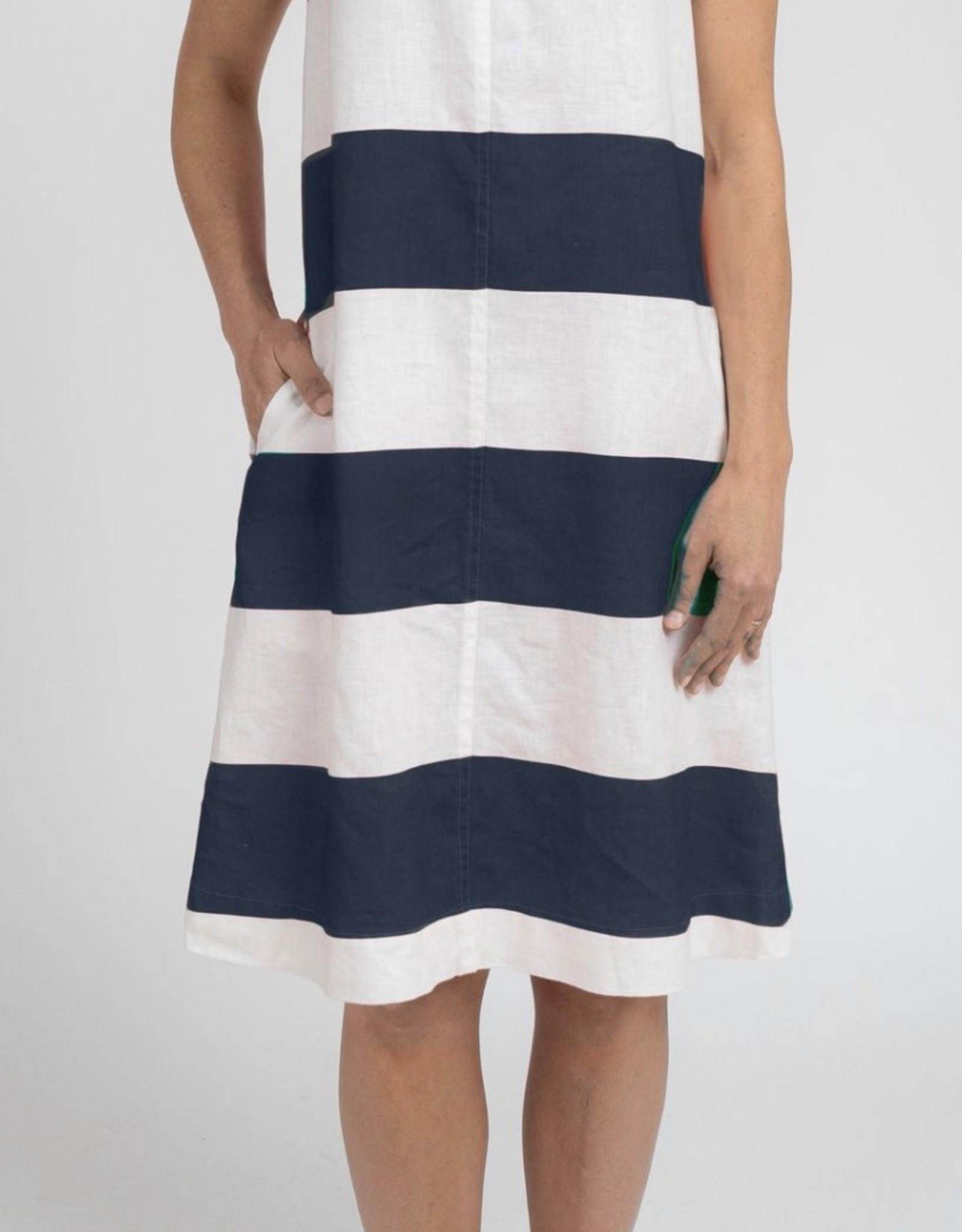 Jump Jump - Block Striped Dress