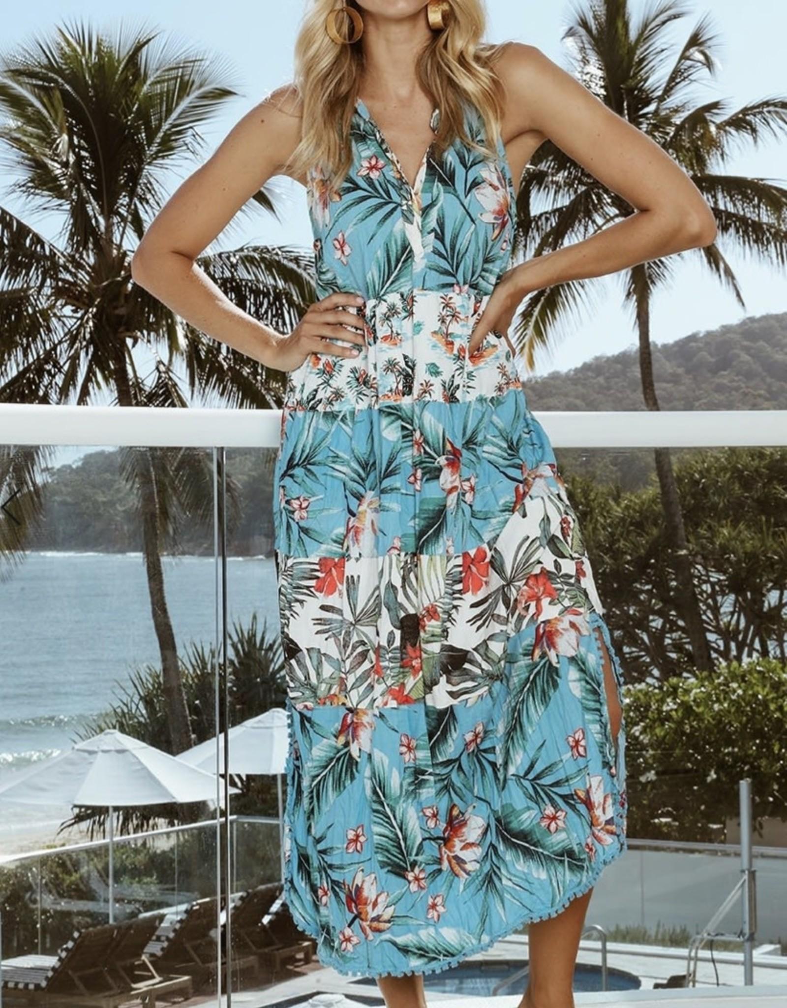 Lulalife - Dulcie Maxi Dress