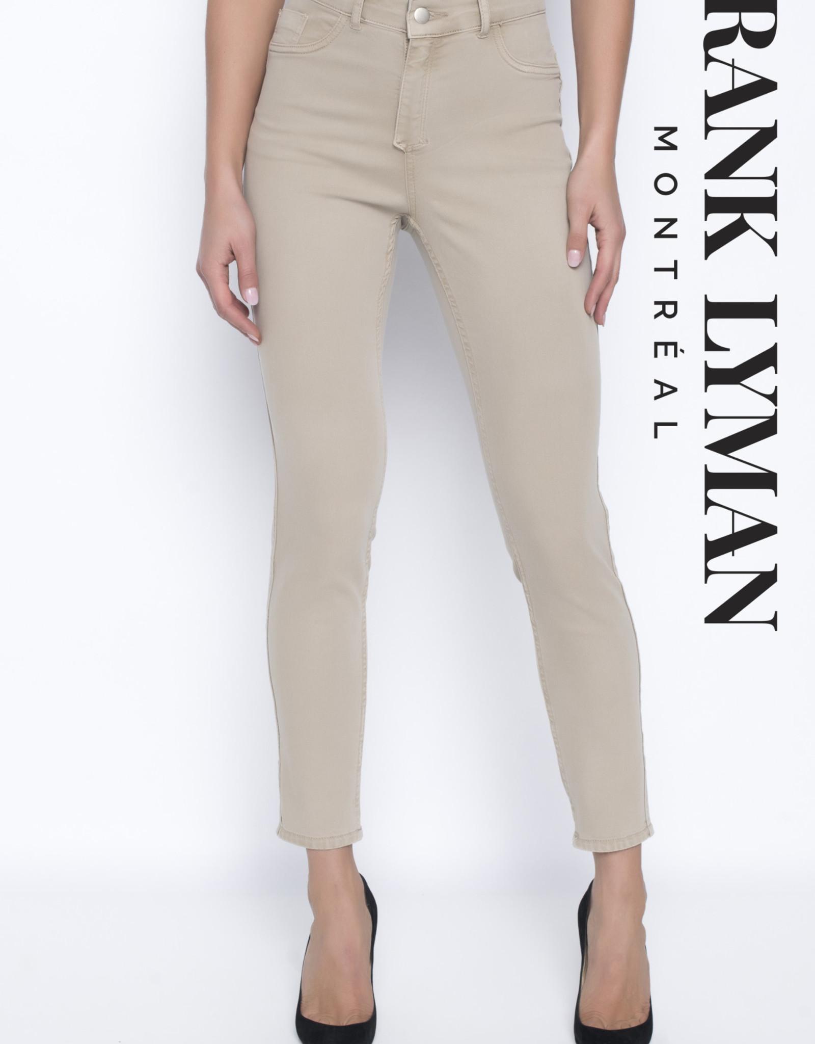 Frank Lyman Frank Lyman Reversible Leopard Jeans