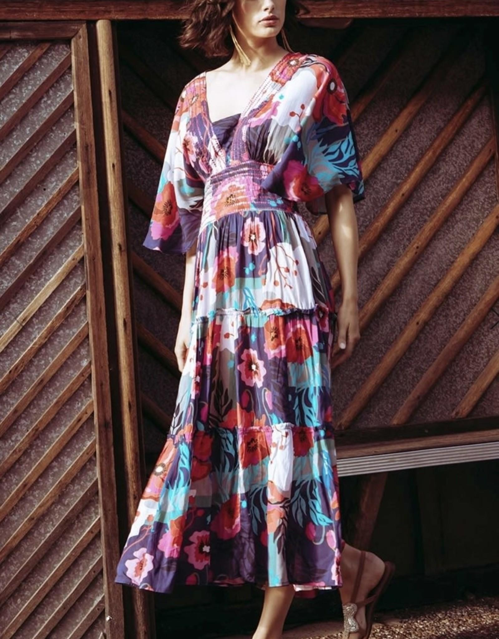 Lula Soul Lula Soul Tallulah MIdi Dress
