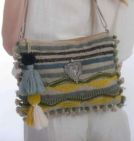 Cienna Chartreuse Bag