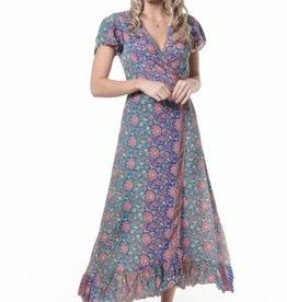 Cienna Violet Dress