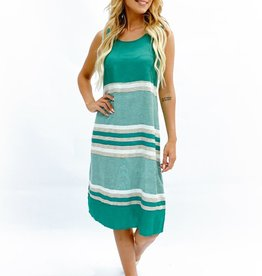 One Summer Linen Dress