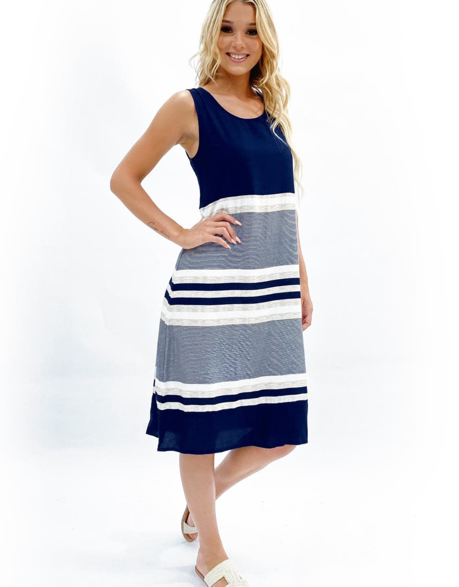 One Summer Linen Dress