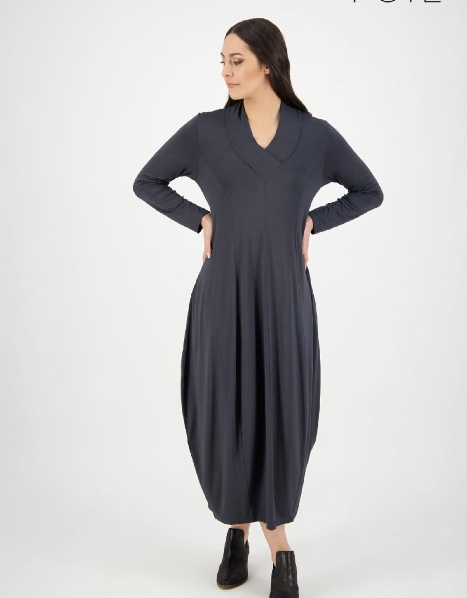 Foil Foil Support Dress