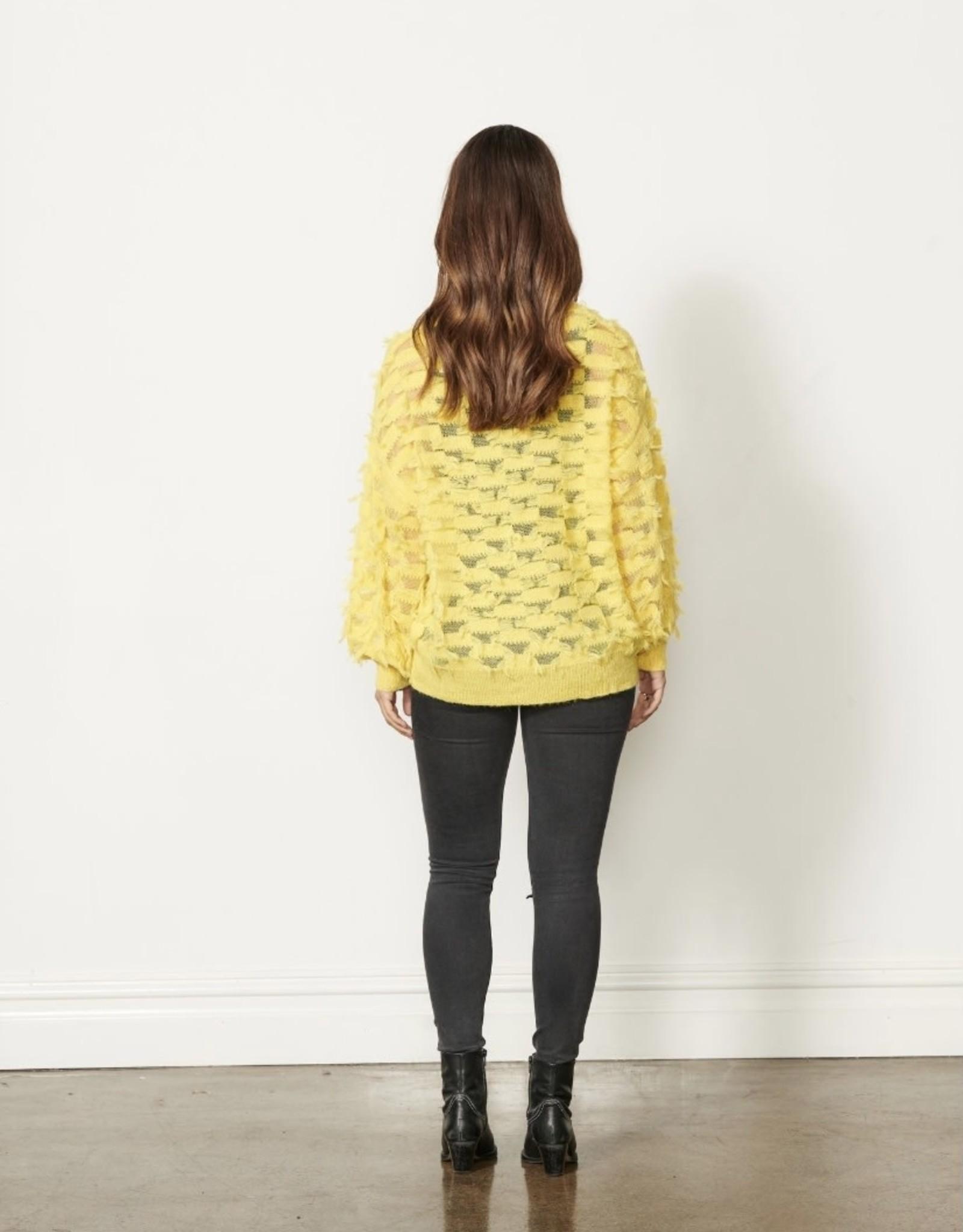 Shaggy Knit