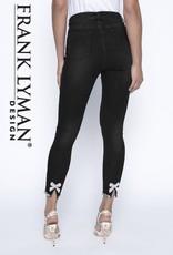 Frank Lyman Bow Detail Jeans
