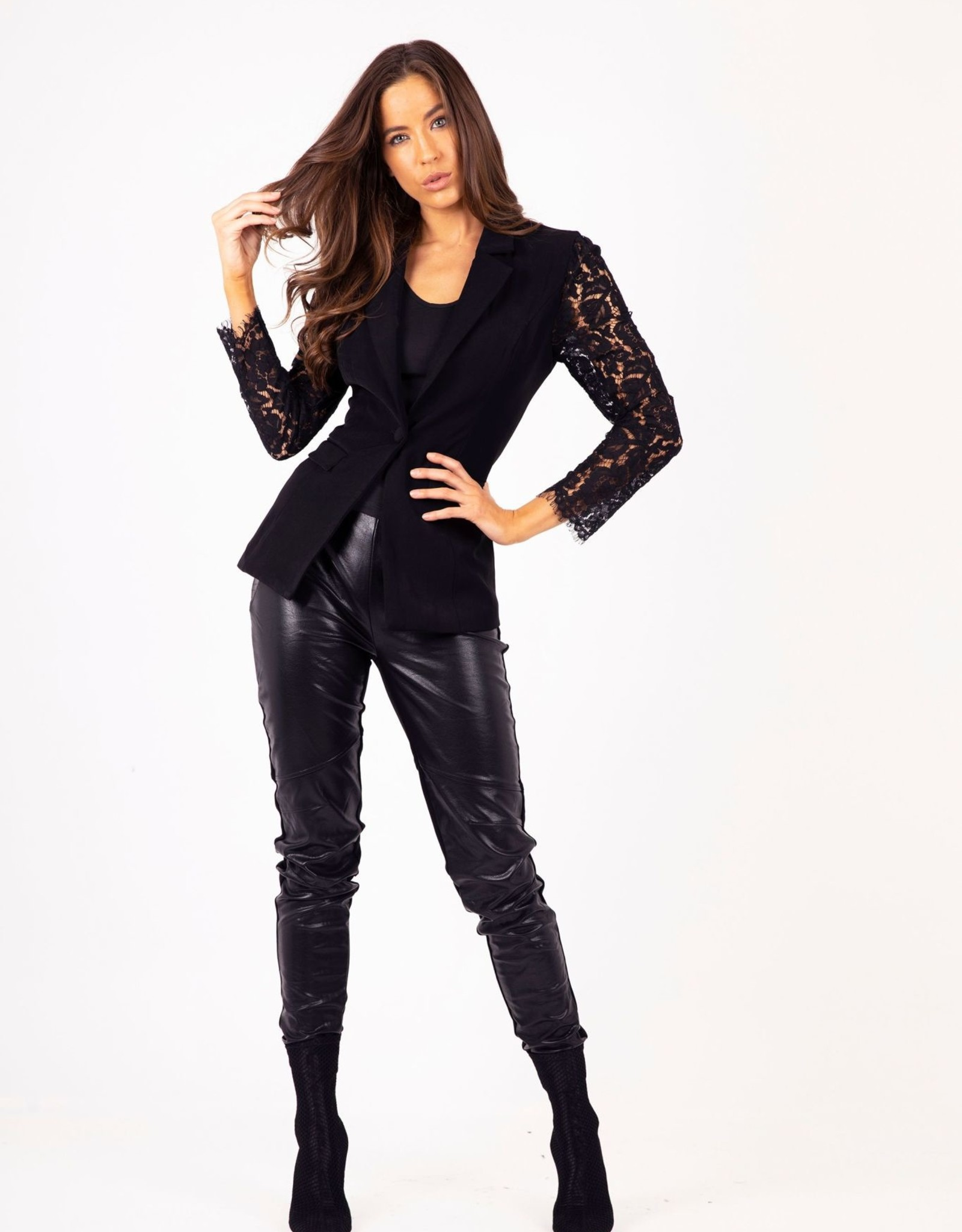 Scene Perfection Cougar Lace Jacket