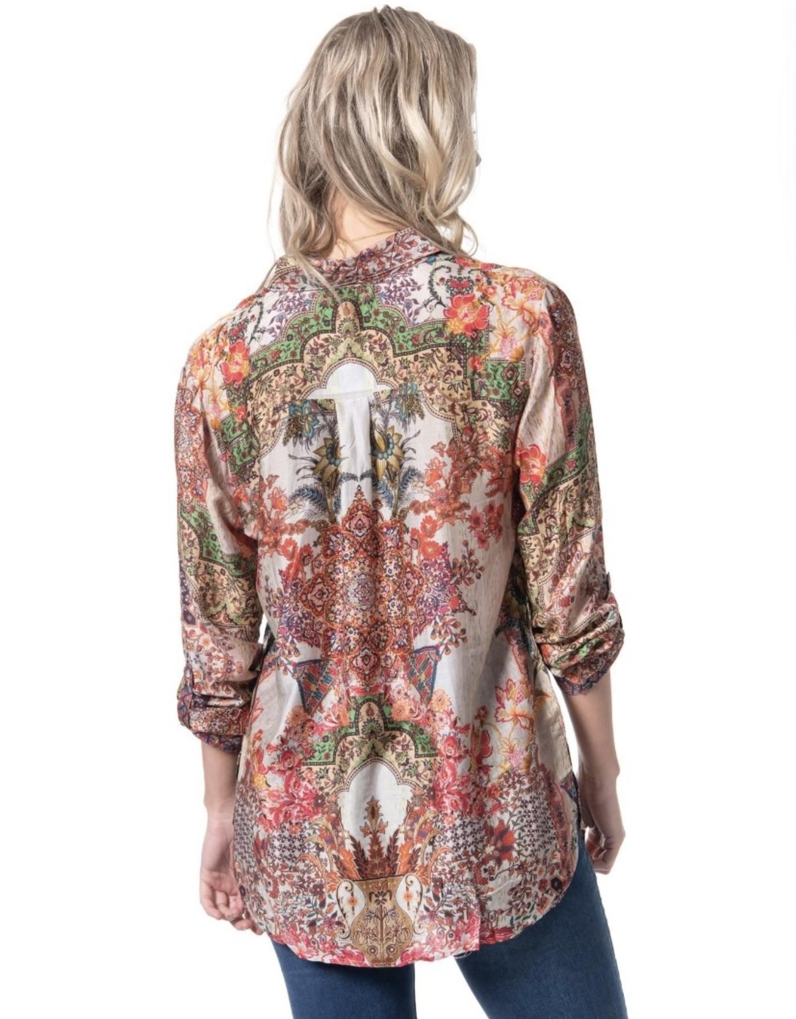 Garden Oriental Kimono