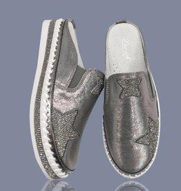 Aidangus Leather Slides