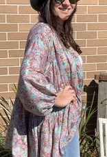 Lily T Ruffle Kimono