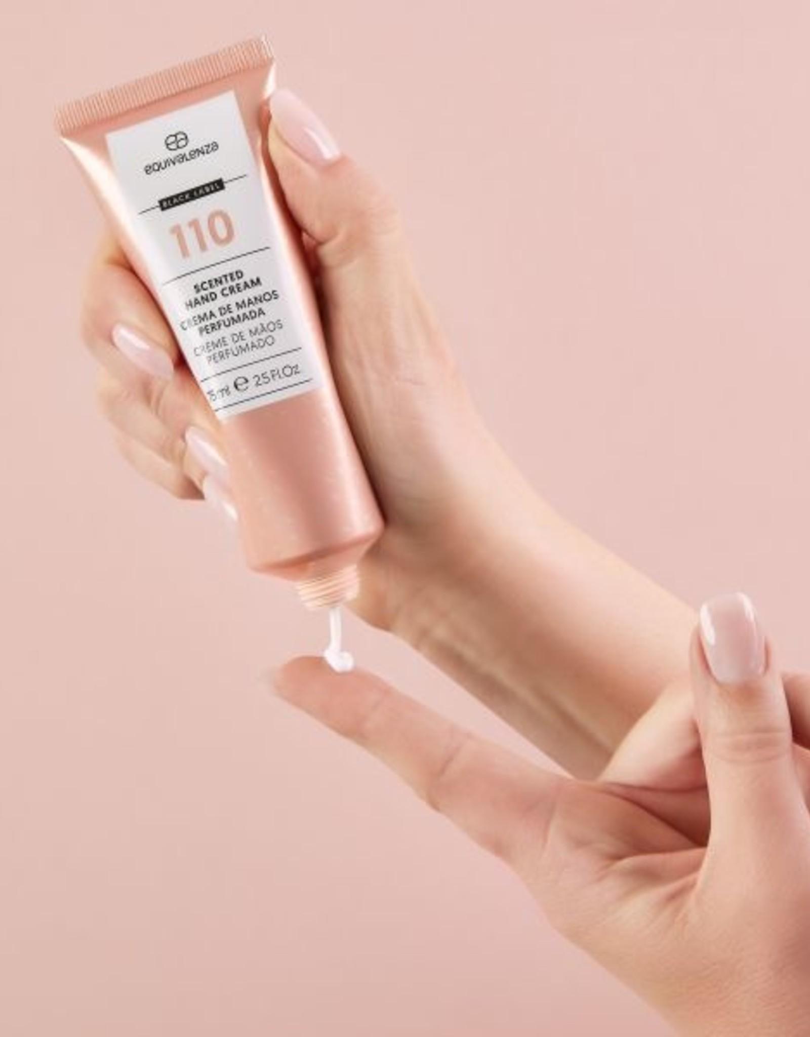 Equivalenza Black Label Hand Cream 110