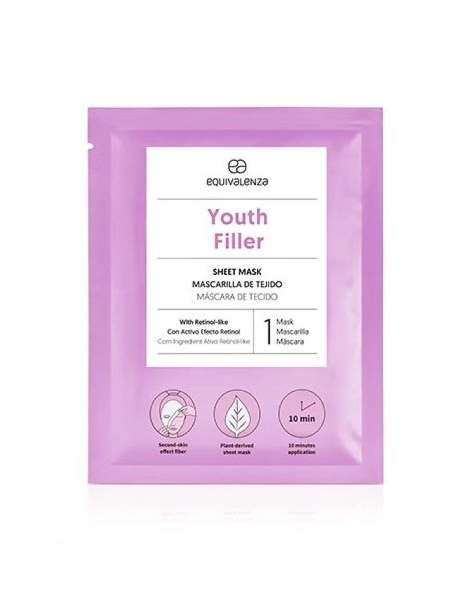 Equivalenza Youth Filler Mask