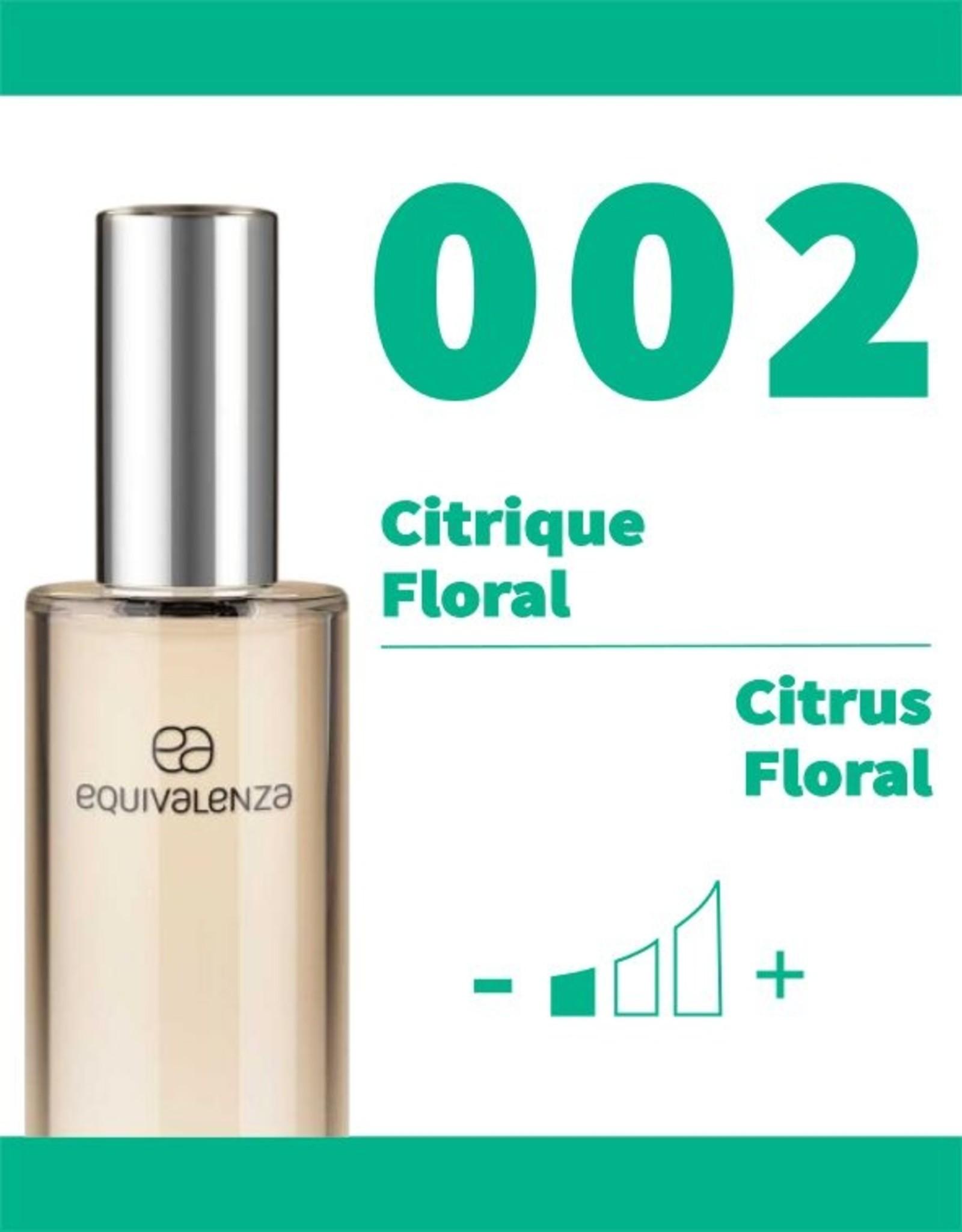 Equivalenza Citrique Floral 002