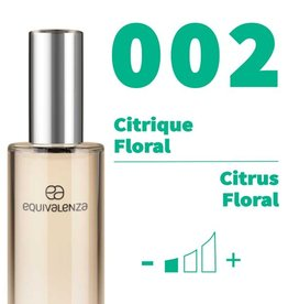 Equivalenza Citrique Floral 002