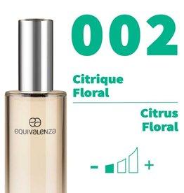 Equivalenza Eau de Parfum  Citrique Floral 002