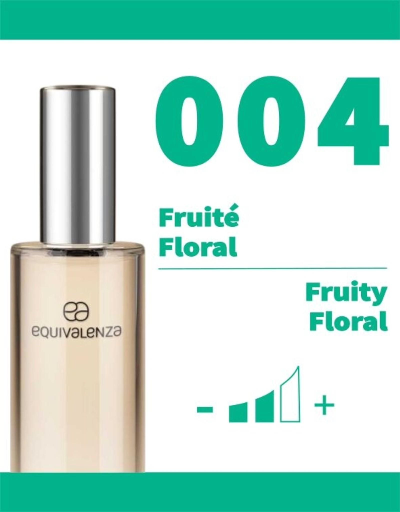 Equivalenza Eau de Toilette Fruité Floral 004