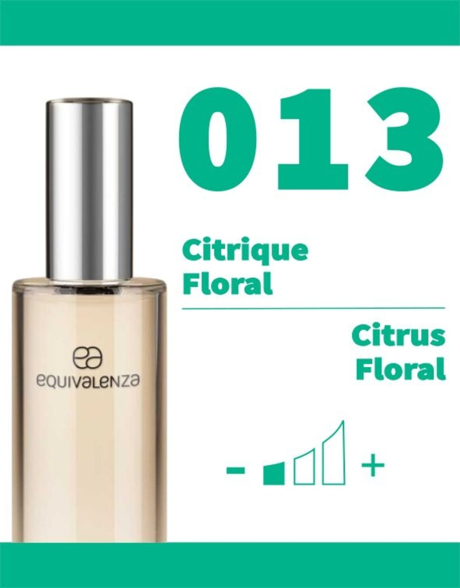 Equivalenza Citrique Floral 013