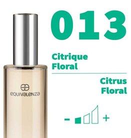 Equivalenza Citrique Floral 013