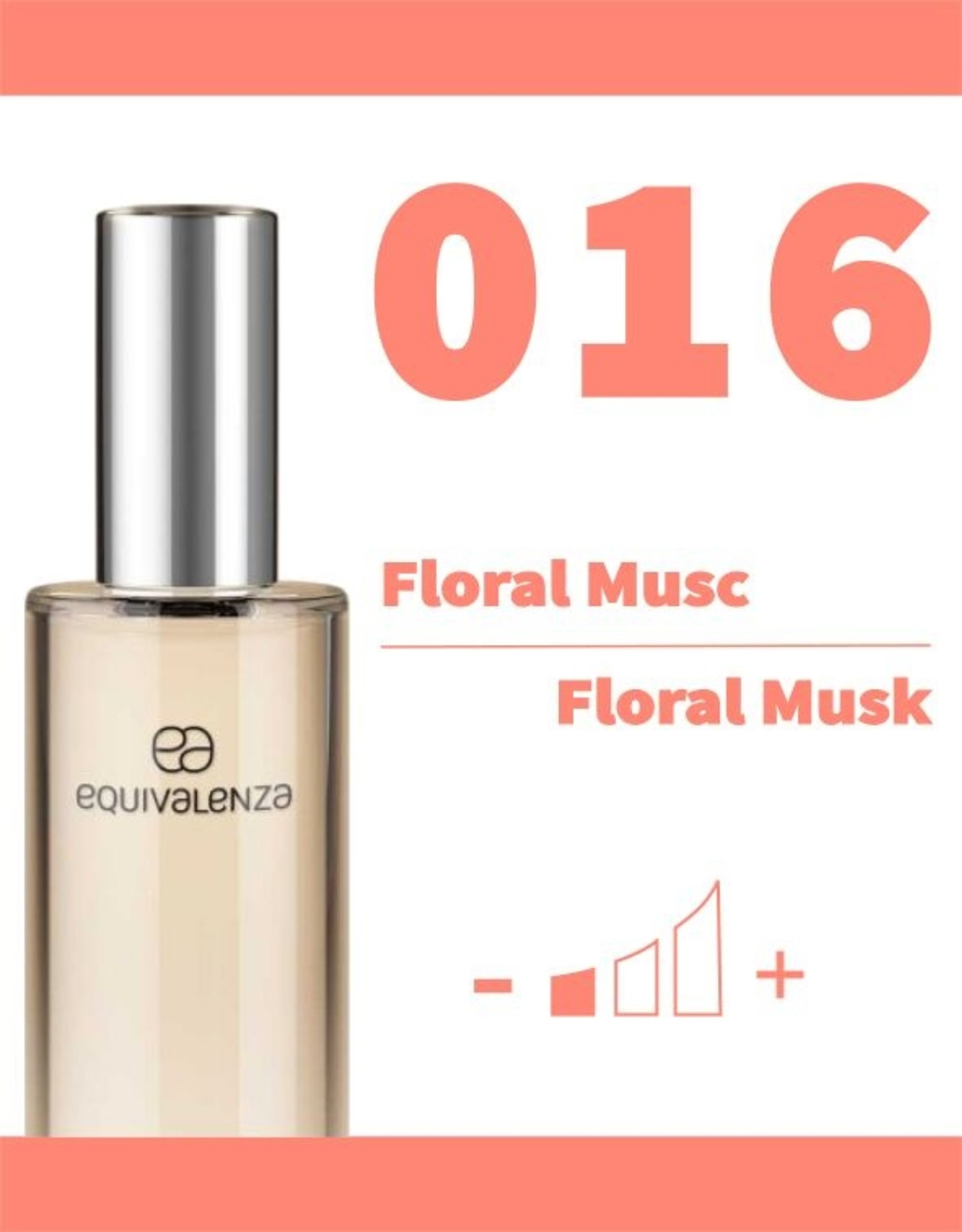 Equivalenza Floral Musk 016
