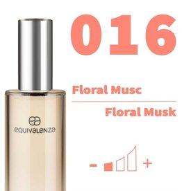Equivalenza Eau de Parfum Floral Musc 016