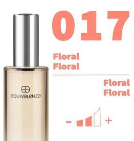 Equivalenza Eau de Parfum Floral Floral 017