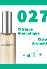 Equivalenza Eau de Toilette Citrus Aromatic 027
