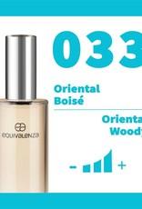 Equivalenza Eau de Parfum Oriental Boisé 033