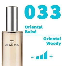 Equivalenza Eau de Parfum Oriental Woody 033
